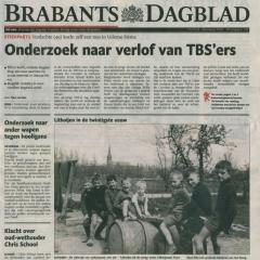 2010-04-22 Brabants Dagblad Aankondiging Lithoijen's Familiealbum
