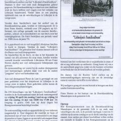 2010-04 -Lither -Courant-Aankondiging-Tentoonstelling-Lithoijen's Familiealbum