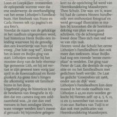 2011-11-04-Brabants-Dagblad-Lithoijen-Uitreiking-1e-boek-Lithoijens-Familiealbum