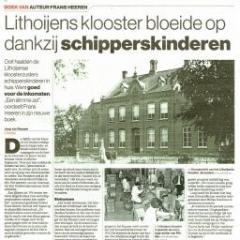 2019-11-13-Brabants-Dagblad-Lithoijen-Klooster-en-schipperskinderen