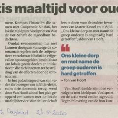 2020-05-28-Brabants-Dagblad-Maren-Kessel-Gratis-maaltijd-ouderen