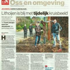 2020-11-30-Brabants-Dagblad-1-Lithoijen-Kruisbeeld