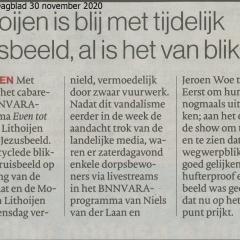 2020-11-30-Brabants-dagblad-2-Lithoijen-Kruisbeeld