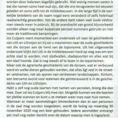 2020-11-Lither-Courant-Veldnamen-Lith-en-Lithoijen