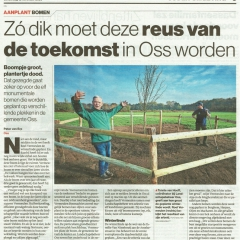 2021-11-12-Brabants-Dagblad-Oss-Oijen-bomen-planten