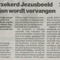2021-12-09-Brabants-Dagblad-Lithoijen-Kruisbeeld-bisdom-Den-Bosch