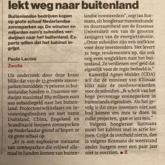2021-01-16-1-Brabants-Dagblad-Subsidiegeld-zonneparken-lekt-weg