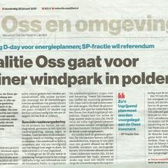 2021-01-28-Brabants-Dagblad-Coalitie-Oss-voor-kleiner-windpark