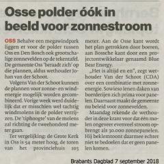 2018-09-07-Brabants-Dagblad-Osse-polder-ook-voor-zonnestroom