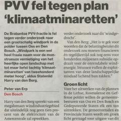 2018-09-11-Brabants-Dagblad-PVV-fel-tegen-klimaatminaretten