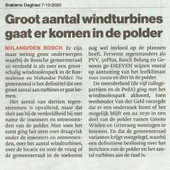 2020-10-07-Brabants-Dagblad-Groot-aantal-windmolens-in-polder